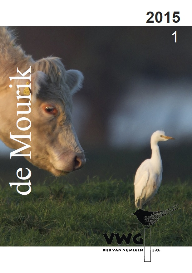 Mourik 2015-1 kaft